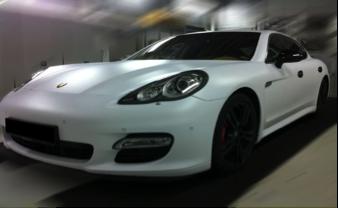 Porsche-after